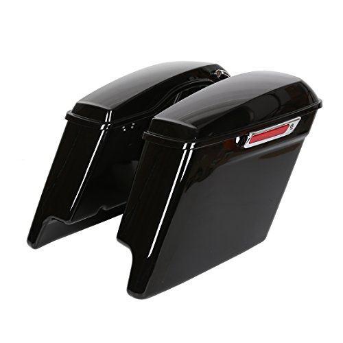 Extended Saddlebags - 9