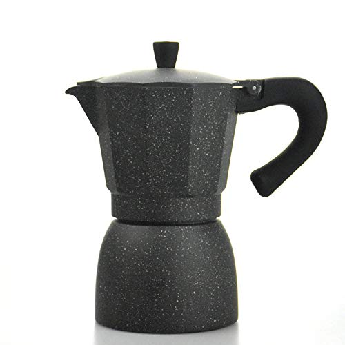 Coffee Pot Espresso Maker Stovetop Percolator Italian Classic Cafe Maker Made of Stainless Steel Suitable for Induction Cookers
