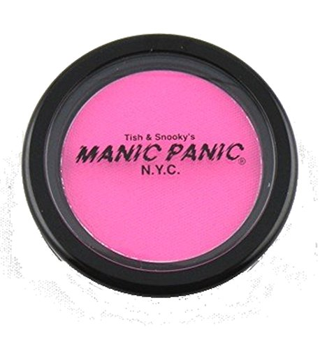 Manic Panic Pussy Galore Pink Eye Shadow Goth Punk 80s