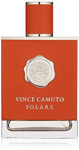 Vince Camuto Solare for Men Eau De Toilette Spray, 3.4 Ounce