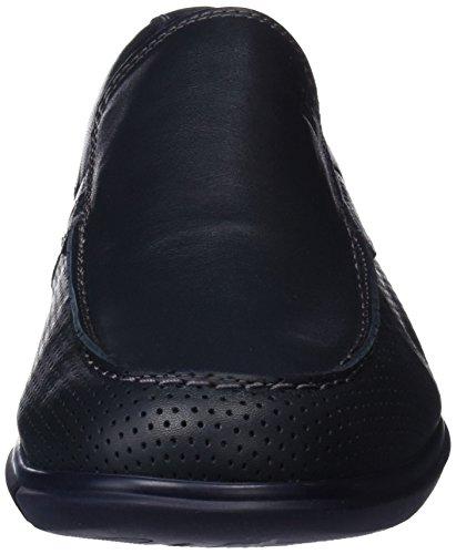 24 HORAS 10373, Scarpe Stringate Oxford Uomo Blu (Marino 5)