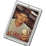 1 (One) Pro-Mold 1953-1955 Bowman Card 1-Screw Holder (Vintage Baseball Card Display Case)