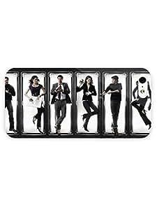 3d Full Wrap Case for iPhone 5/5s Tv Show Bones10