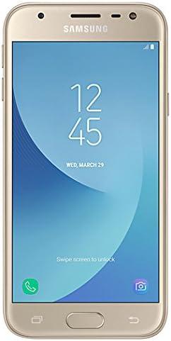 Samsung Galaxy J3 (2017) SM-J330F SIM Doble 4G 16GB Oro: Samsung: Amazon.es: Electrónica