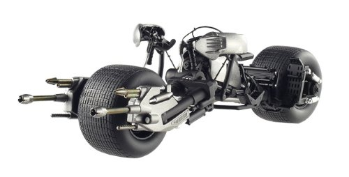 Hot Wheels Elite X5471-DL1D - Sammlermodell BatPod, The Dark Knight Rises
