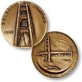 Golden Gate Bridge National Monument Coin