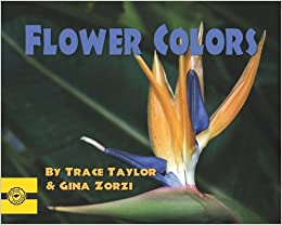 Book Flower Colors (Color My World)