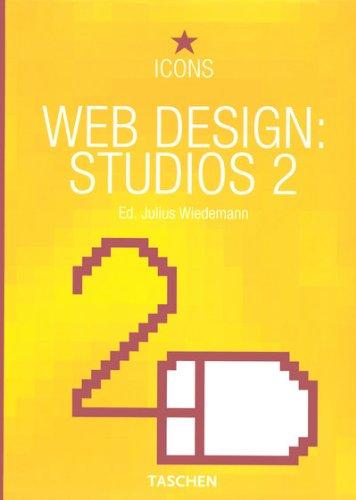 41AGlxGO7DL - Web Design: Studios 2 (Taschen Icon Series) (English and German Edition)