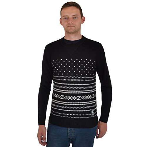 adidas zx knit crew pullover