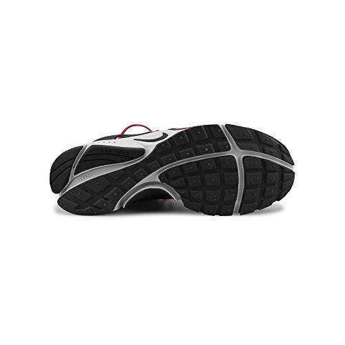 Nike Herren Air Presto Essential Rot / Schwarz-Grau