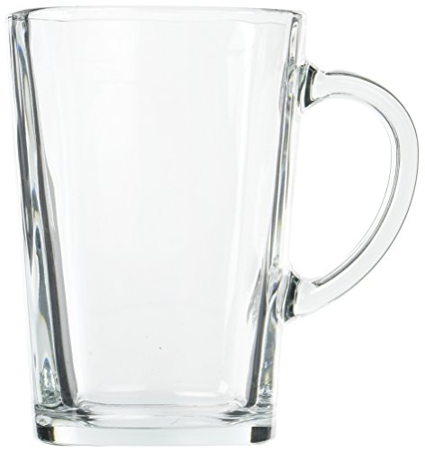 Libbey Square (Libbey 5380 16 Oz. Tall Square Mug - 12 / CS)