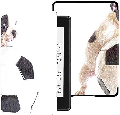 Kindle Paperwhite Funda Impermeable Cachorro Bulldog francés con ...