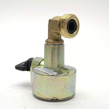 Calor Gas 27mm Gas Adaptor to Fit Butane Thread Flo Gas BP