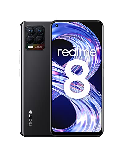 Realme-8-Smartphone-64GB-4GB-RAM-Dual-Sim-Cyber-Black