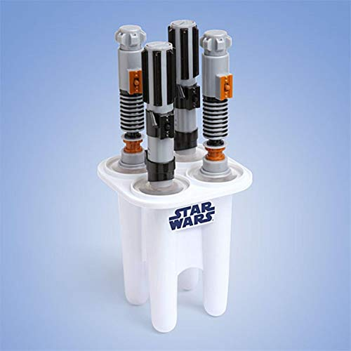 (Star Wars Lightsaber Ice Pop Maker by ThinkGeek)