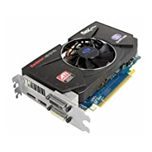Sapphire Radeon HD5770 FleX 1 GB DDR5 2DVI/HDMI/DisplayPort PCI-Express Video Card 100283FLEX