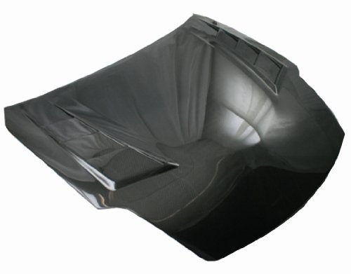 350z carbon hood - 9