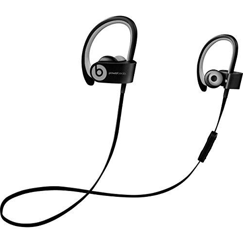 Beats by Dr Dre Powerbeats 2 Wireless In-Ear Headphone Black Sport MKPP2PA/A
