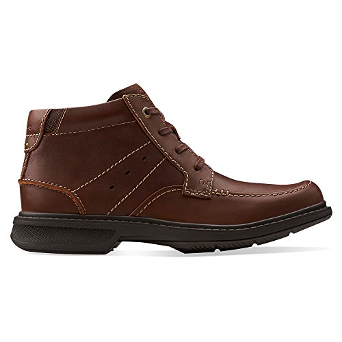 Brown Top CLARKS Men's New Center Wave Boots RwRq4CPxY