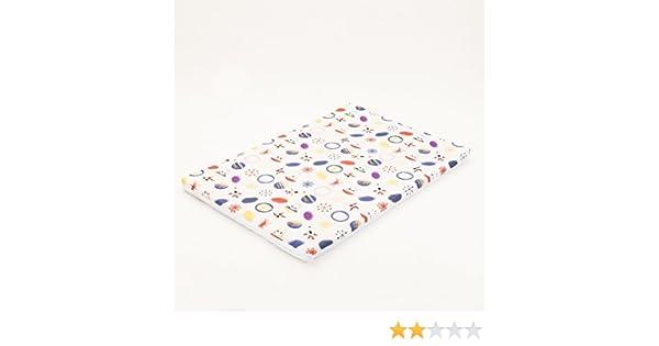 Manta de juegos para bebés acolchada gimnasio suelo actividades alfombra ROCKET STAR: Amazon.es: Bebé