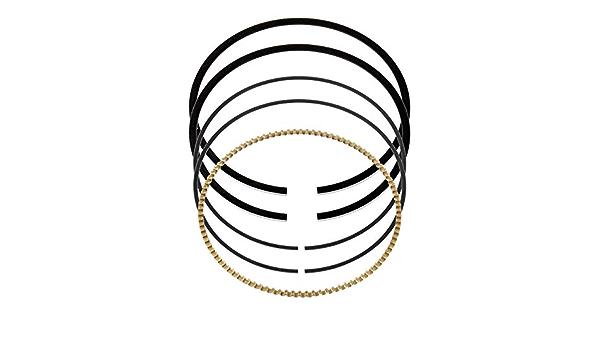 Caltric Cylinder Piston Ring fits Yamaha Rhino 700 YXR700F 4X4 2008-2013 Standard Bore