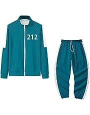 Dames Heren Set Vrijetijdspak Merch Cosplay 001 067 Hoodie Unisex Rits Trainingspakken 218 456 Sport Pak