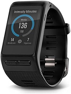 Garmin Vívoactive HR GPS Smart Watch, Regular Fit (Certified ...