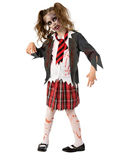 Zombie School Girl Costume -