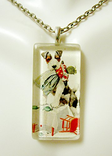 in the dollhouse pendant and chain - DGP12-039 ()