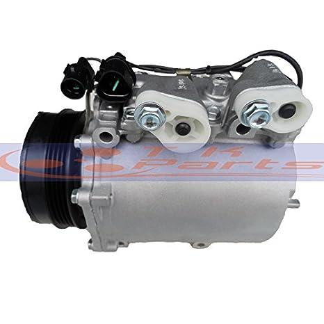 tkparts a/c compresor para Mitsubishi Delica starwagon L400 Wa Express Wa Delica espacio: Amazon.es: Coche y moto