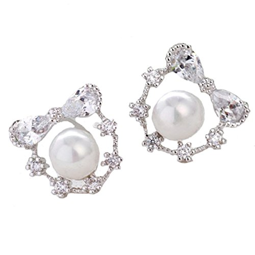 Korean Style Earrings - 8