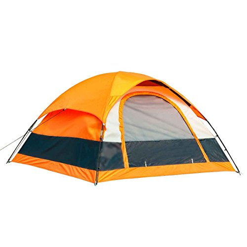 SEMOO-Water-Resistant-2-3-Person-1-Door-3-Season-Lightweight-Tent-for-Camping-with-Carry-Bag