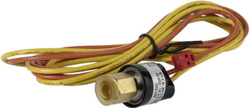 Zodiac R3001500 2 Wire Refrigerant Low Pressure Switch Replacement for Select Zodiac Jandy Air Energy Pool and Spa Heat Pumps