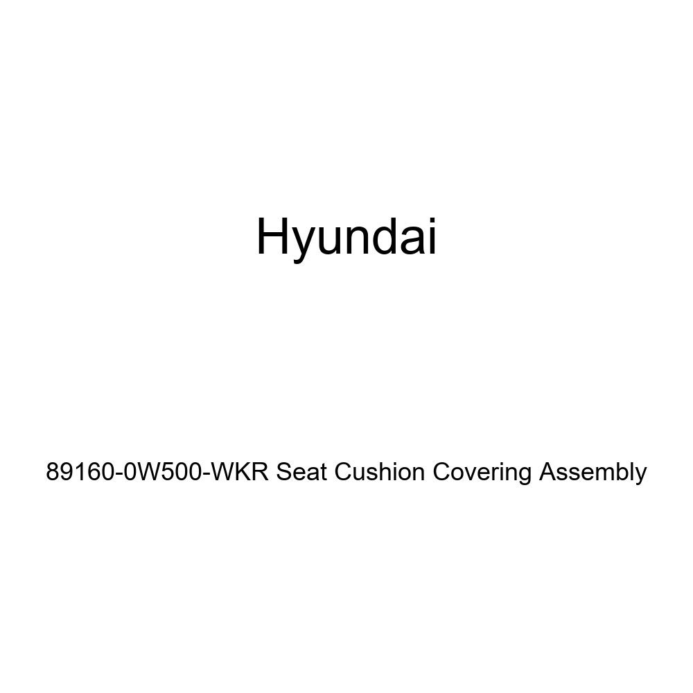 Genuine Hyundai 89160-0W500-WKR Seat Cushion Covering Assembly
