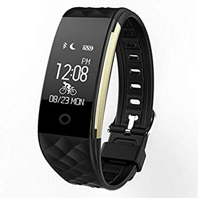 ZZXXCC New Smart Band Smart Wristband Heart Rate Mp3 Smart Bracelet Pedometer Fitness Activity Tracker Estimated Price -
