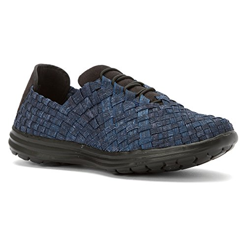 Bernie Mev Womens Victoria Jeans Sneaker - 38