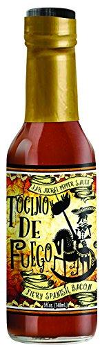 Jak Jeckel Pepper Sauce Tocino De Fuego Fiery Spanish Bacon - Habanero Jack