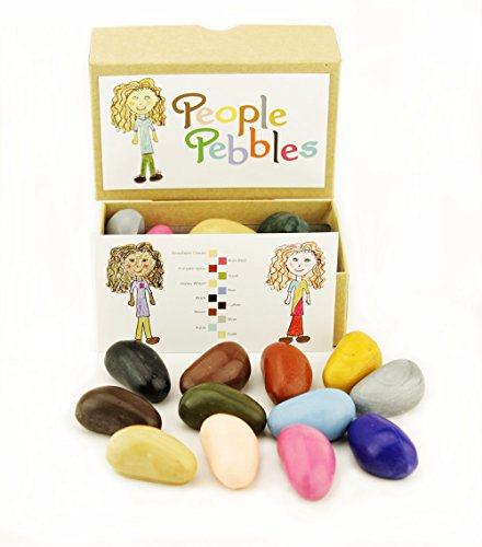 NEW! People Pebbles by Crayon Rocks (People Rock)