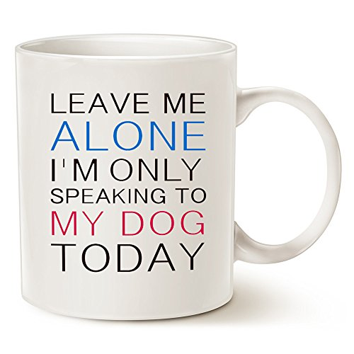 MAUAG Funny Dog Coffee Lovers product image