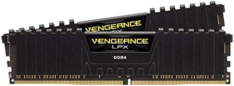 ذاكرة جهاز كمبيوتر مكتبي فينجيانس من كورساير من نوع ذاكرة الوصول العشوائي الديناميكية دي دي ار 4 16GB Kit (2 x 8GB) CMK16GX4M2Z3200C16