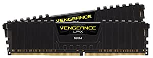 Corsair Vengeance LPX 8GB (2x4GB) DDR4 3200 C16 1.35V - Red Vengeance LPX Black 32GB (2 x 16GB)