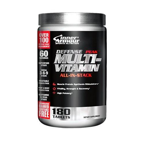 Inner Armour Defense Peak Multi-Vitamin, 180 Tablets