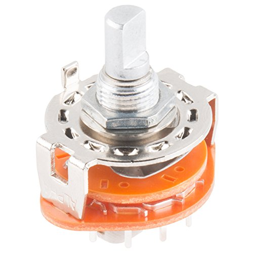 Rotary Position 10 Switch - Electronics123.com, Inc. SparkFun Rotary Switch - 10 Postion