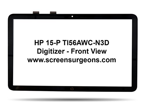 HP 15-P Touchscreen Replacement Digitizer by HP