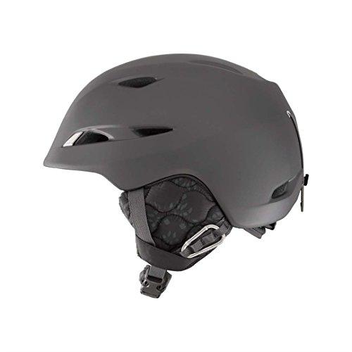 - Giro Women's Lure Helmet (Matte Titanium Laurel - Small)