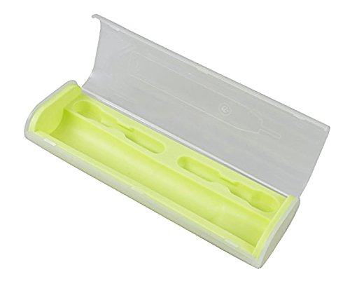 iHealthia Toothbrush Case for Oral-B Vitality Toothbrush Pro 1000 Pro 2000 Pro 3000 & more (Green)