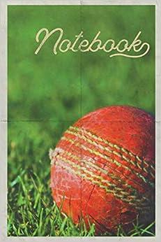 Descargar gratis Notebook: Bowler Nifty Practical Composition Book Journal Diary For Men, Women, Teen & Kids Vintage Retro Design Cricket Scores Epub