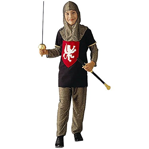 Child's Medieval Knight Halloween Costume (Size:Large 12-14)]()