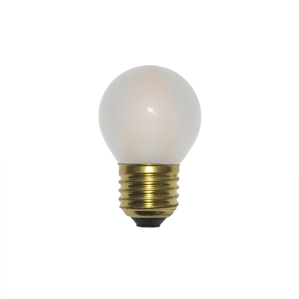 Bra LED Filament Tropfen Glühbirne 1W = 15W E27 MATT Glühlampe 80lm RT-95