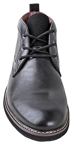 Ankle Men Up Boots Ferro Boots Black Chukka Black Boots Casual Denver Fashion Mens Men's Lace Aldo Fashion q4SSFAwxt6